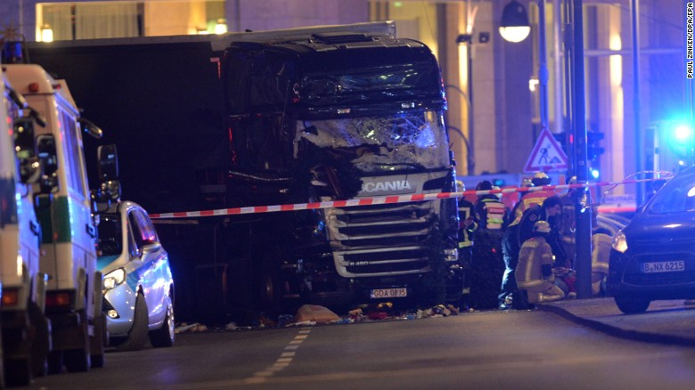 truck attack in berlin